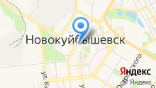 Информационно-расчетный центр на карте