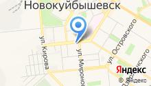 Магазин мебельной фурнитуры на карте