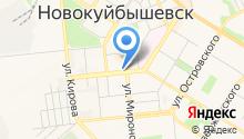 Магазин по продаже кур-гриль на карте