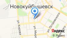 Местное отделение партии Единая Россия на карте