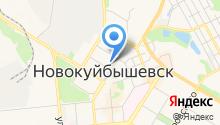 Управление Федеральной службы по контролю за оборотом наркотиков по Самарской области на карте