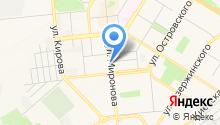 Самарский букет на карте