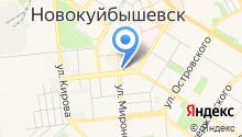 Городская столовая №51 на карте