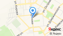 АвтоStop на карте