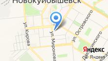 Центр-сервис, МБУ на карте