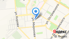 Три-М на карте