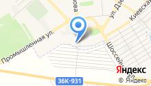 Основная общеобразовательная школа №4 на карте