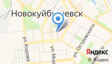 Самарский государственный технический университет на карте