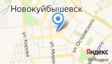 Государственное юридическое бюро по Самарской области на карте