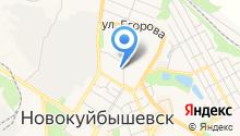 ЛК-Дент на карте