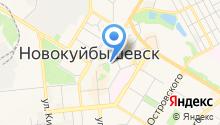 РСУ на карте