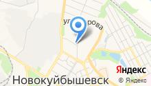 Управление Федеральной службы по надзору в сфере защиты прав потребителей и благополучия человека по Самарской области на карте