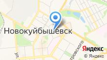 Музей истории г. Новокуйбышевска на карте