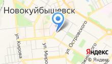 ОптимистКлиник на карте