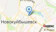 Церковь во имя Серафима Саровского на карте