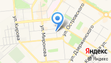 Клиника доктора Костина на карте