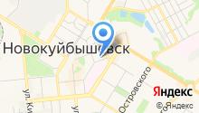 Областная станция скорой медицинской помощи на карте