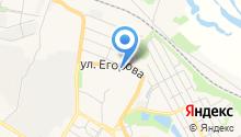 Нотариус Внучков М.В. на карте