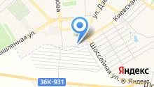 Общественный совет микрорайона №10 на карте