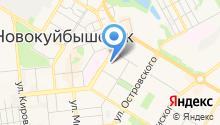 Бухгалтерско-юридическая фирма на карте