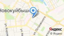 Аудиторско-юридическая компания на карте