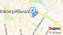 ИФНС России на карте