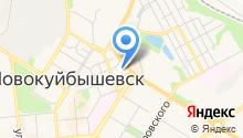 Aktis на карте