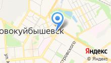 Шерхан на карте