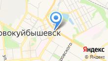 А-СПОРТ на карте