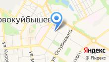 Росто-С, НОУ на карте