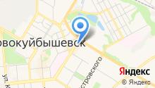 Нонна на карте