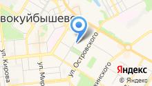 Новокуйбышевский городской суд на карте
