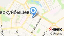 Основная общеобразовательная школа №18 им. В.А. Мамистова с дошкольным отделением на карте