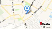 Банкомат, ВБРР на карте