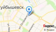 Банкомат, КБ Солидарность на карте