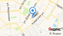 Центр ГИМС МЧС России по Самарской области на карте