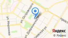 Салон оптики Аврора - Оптика на карте