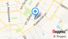 Центр ГИМС МЧС России по Самарской области, ФКУ на карте