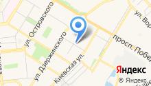 Нова-Проф, АНО на карте
