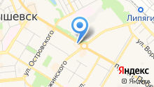 Град-Н на карте