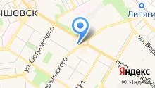 салон грация на карте