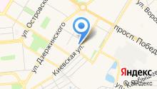 Физкультурно-спортивный центр, МАУ на карте