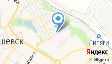 Островок, ТСЖ на карте