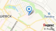 Благо-С на карте
