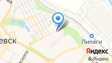 Самарахимтехнология на карте