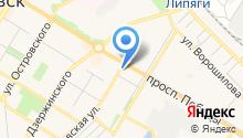 СДЮСШОР г. Новокуйбышевска на карте