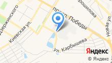 ЮнионТрейдИнвест, ЗАО на карте