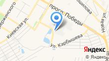 СЦ Контур Новокуйбышевск на карте