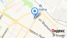 Комиссионный магазин детской одежды на карте