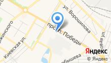 Транссервис Автозапчасть на карте